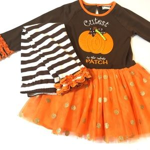 Girl's Fall outfit
